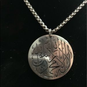 Pendant Charm and Chain